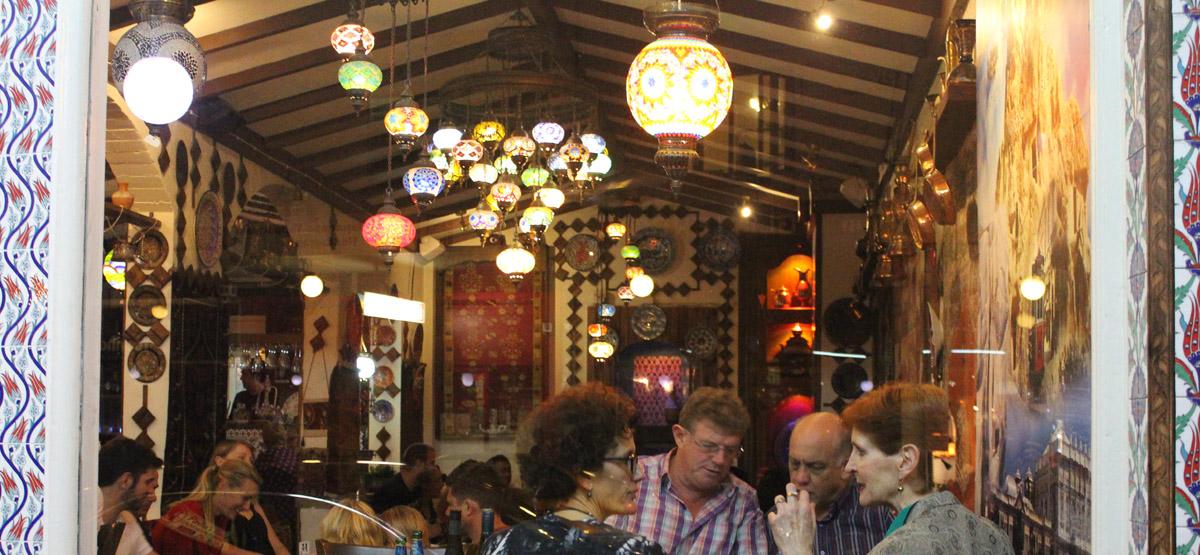 Pasha Restaurant Sydney